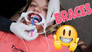 Download She's Nervous And Scared | She's Getting BRACES Video
