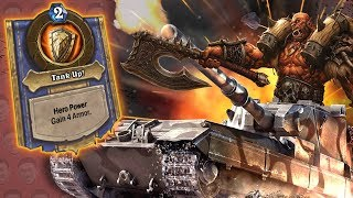 Download TANK WARRIOR STEAMROLLING THE COMPETITION - Standard Constructed - The Witchwood Video