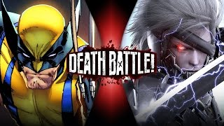 Download Wolverine VS Raiden (Metal Gear VS Marvel) | DEATH BATTLE! Video