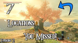 Download 7 Cool Locations You Might Have MISSED In Breath of the Wild!!! [PART 2] (Iwata Tribute) Video
