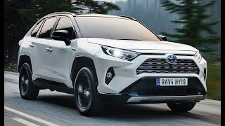 Download 2019 Toyota RAV4 Hybrid – Excellent SUV Video