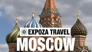 Download Moscow (Russia) Vacation Travel Video Guide Video