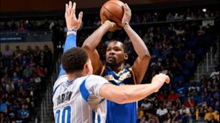 Download Kevin Durant Yells ″AND ONE LIL N****!″ to Aaron Gordon After Foul Video