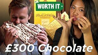 Download £1.95 Chocolate Vs. £300 Chocolate Video