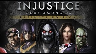 Download Injustice: Gods Among Us - All Intros, Super Moves and Victory Poses (Including All DLC) (HD) Video