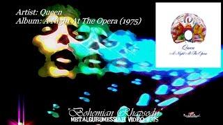 Download Bohemian Rhapsody - Queen (1975) 24bit FLAC A Night at the Opera Video