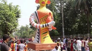 Download Mongol Shovajatra 1424- part 2, Culture of Bangladesh Video