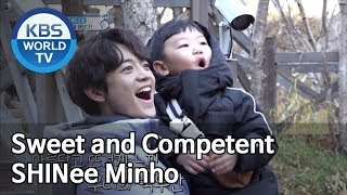 Download Sweet and Competent SHINee Minho [The Return of Superman | 슈퍼맨이 돌아왔다 / Editor's Picks] Video