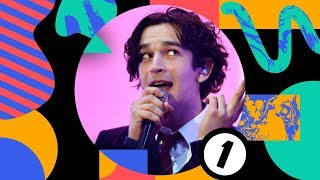 Download The 1975 - It's Not Living If It's Not WIth You (Radio 1's Big Weekend 2019) Video