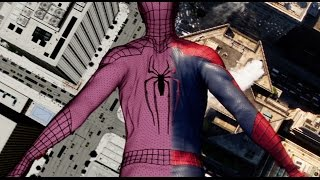 Download The Amazing Spider-Man 2 - Environment Shot Build Video