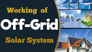 Download 5kw Off-Grid Solar System Installation and Working :Solar Energy India Video