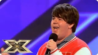 Download ″MY MUM AND DAD DON'T KNOW I'M HERE″ | The X Factor UK Unforgettable Audition Video