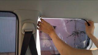 Download かんたん!車のカーフィルムの貼り方(前編)ウインドウフィルム Video