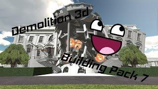 Download Demolition 3D: Building Pack 7 Trailer Video