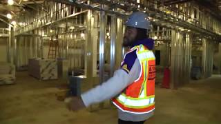 Download ECU's Trevon Brown Tours the Renovation at Ward Video