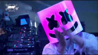 Download Marshmello - Alone Live @ AMF 2017 Video