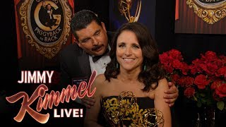 Download Guillermo PiggyBack-to-Back at the 2017 Emmys Video