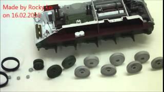Download Fantastic making model of T34-85 Video