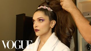 Download Deepika Padukone Gets Ready for the Met Gala | Vogue Video