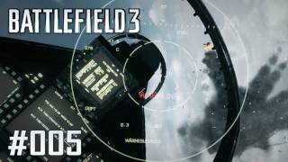Download Let's Play Battlefield 3 #005 [Deutsch] [Full-HD] - Luftschlacht im Kampfjet Video