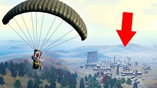 Download THE BEST PLACE TO LAND! (Player Unknown Battlegrounds) Video
