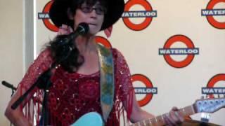 Download ROSIE FLORES ″Get Rhythm″ 10-27-09 Video