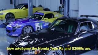 Download Spoon - Type One Interview: S2000 - Type R Rigid Collar Gusset Plate Video