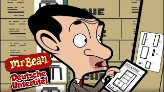 Download Möbelbau Kampf | Mr Bean animiert | Ganze Folgen | Mr Bean Deutschland Video
