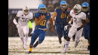 Download Football Highlights - Army 14, Navy 13 Video