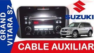 Download CABLE AUXILIAR SUZUKI GRAND VITARA SZ Tecnocompras Video