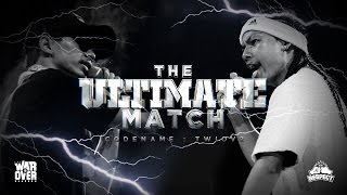Download THE ULTIMATE MATCH : MC KING vs MR.BLACKSHEEPRR | RAP IS NOW Video