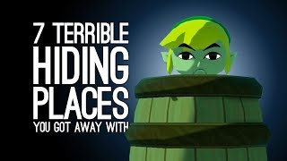 Download 7 Terrible Hiding Places You Somehow Got Away With Video