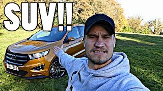 Download COLLECTING THE NEW FORD EDGE SUV!! Video