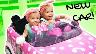Download BUYING THE TWINS A NEW TOY CAR (*baller status toy review*) Video