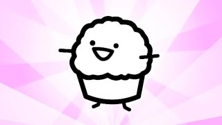 Download It's Muffin Time! (Song with samples from asdfmovie8) - Roomie Video