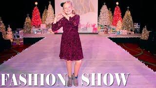 Download Alyssa's First Fashion Show!! Video