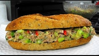Download Caribbean Style Tuna Sandwich Spread. Video