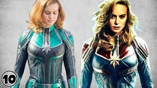 Download Top 10 Captain Marvel Surprising Facts Video
