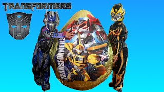 Download GIANT EGG SURPRISE OPENING Transformers Super Giant Surprise Egg Transformers Biggest Surprise Eggs Video