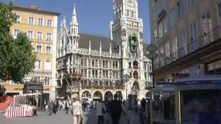 Download Munich, Center - Germany HD Travel Channel Video