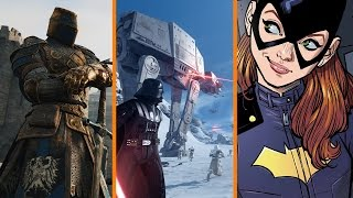 Download For Honor BOYCOTT + Battlefront 2 Revealed + Avengers Director Joins Batgirl - The Know Video