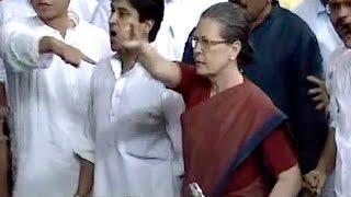 Download Sonia Gandhi fumes as BJP MP mentions Rahul Gandhi's mausi in Lok Sabha Video
