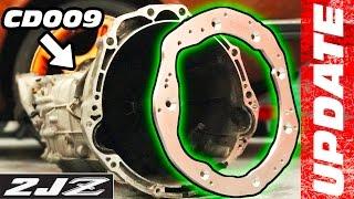 Download Best 2JZ 6 Speed Option EVER? Nissan CD009!   2J-Z Episode 8 Video