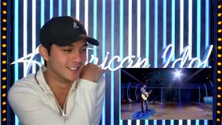 Download Laine Hardy REACTS To His First Audition - American Idol 2019 on ABC Video