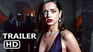 Download NO TIME TO DIE Trailer (2020) New James Bond Movie, Ana de Armas Video