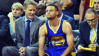 Download Stephen Curry Argues with Steve Kerr For Sitting Him Down in Warriors vs Spurs Game! Video