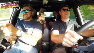 Download Kyle drives the Nurburgring for the first time! Video