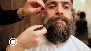 Download Best Beard Trim for Viking Hair Style | Cut and Grind Video