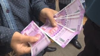 Download India's poor struggle amid cash crisis Video