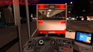 Download OMSI Joyride #72 - Hamburg 'Day & Night' - Route 109 Rathausmarkt - U-Alsterdorf - OMSI 2 Video